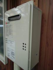 新潟県柏崎市 GQ-2039WSノーリツ給湯器専用交換工事