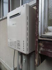 新潟県加茂市 GT-2460AWX-2BLノーリツ給湯器交換工事